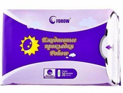 Fohow Hygienické vložky slipové - Fohow Sanitary Napkins