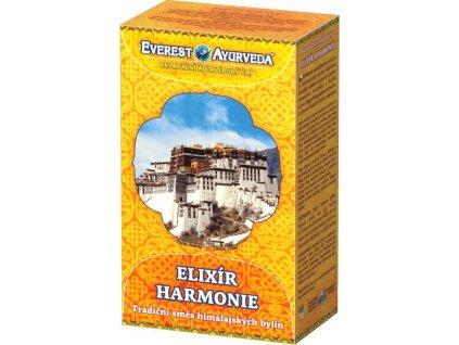Everest Ayurveda Relaxačné ajurvédsky čaj Elixír harmónie