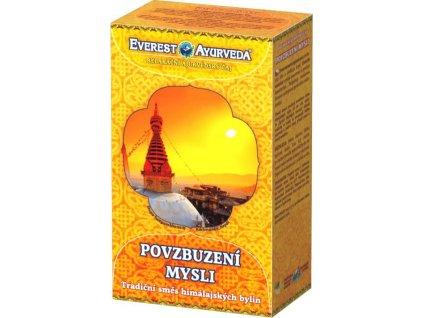 Everest Ayurveda Relaxačný ajurvédsky čaj POVZBUDENIE MYSLE