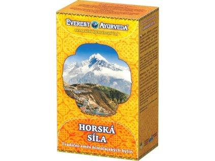 Everest Ayurveda Relaxačné ajurvédsky čaj HORSKÁ SILA
