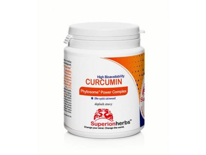 SUPERIONHERBS Curcumin Phytosome