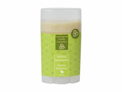 Healing Nature Dezodorant s citrónovou trávou