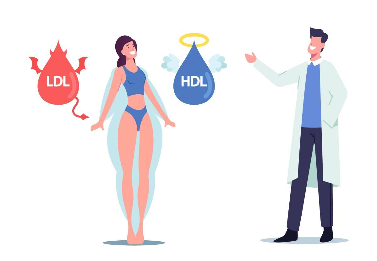 Co je to cholesterol, co způsobuje vysoký cholesterol a jak ho snížit