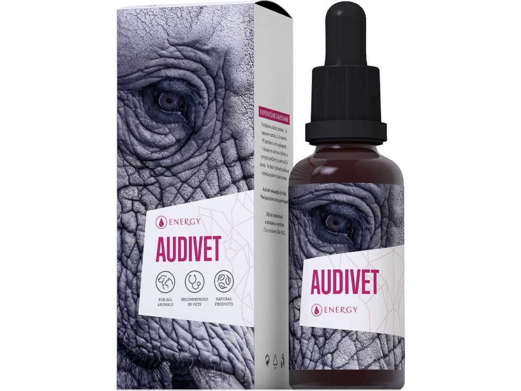 5682 energy audivet 30 ml
