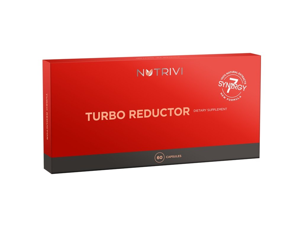 WellU NUTRIVI Turbo reductor New Formula