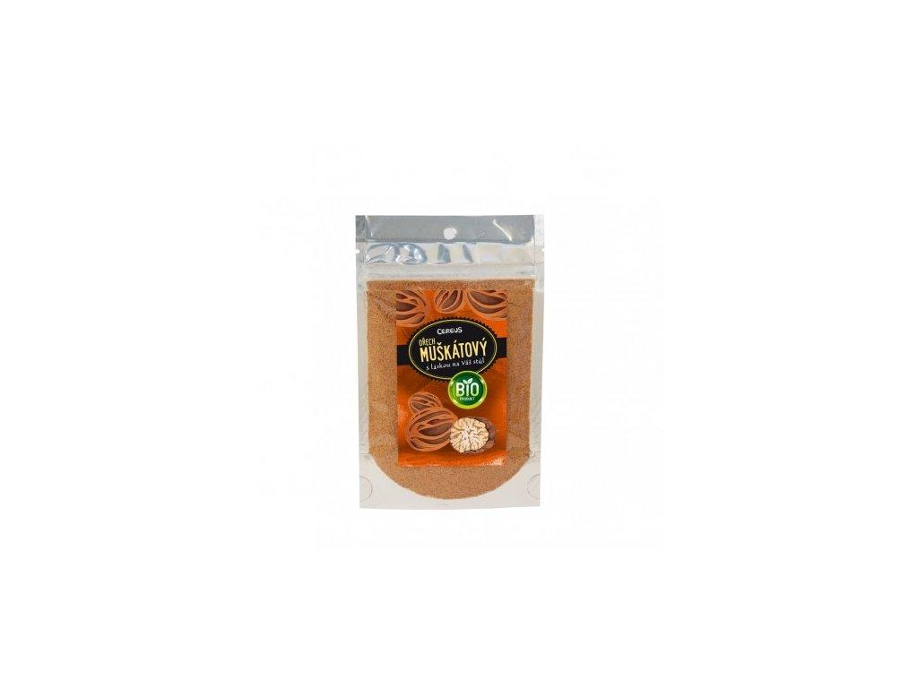 7194 cereus muskatovy orech mlety bio