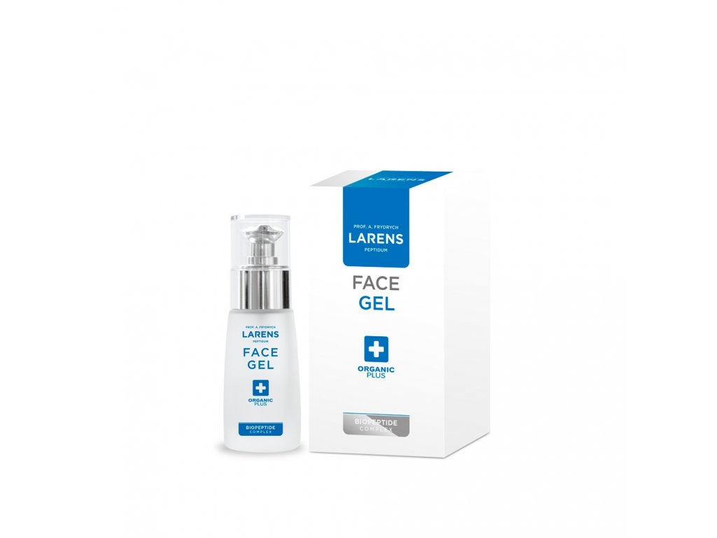 7434 wellu larens peptidum face gel 50 ml
