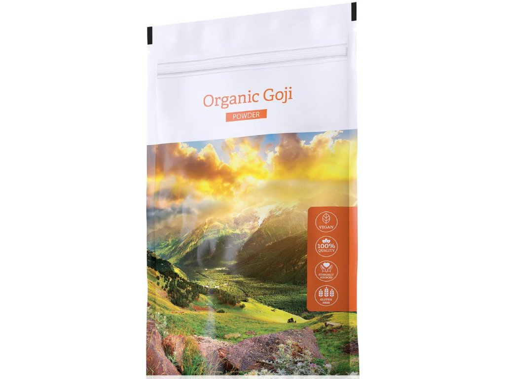 ENERGY Organic Goji powder