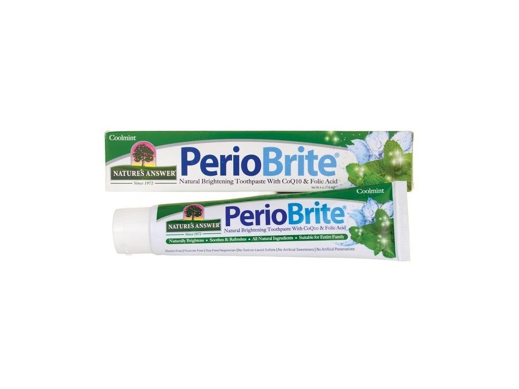 Nature's Answer Periobrite Cool Mint