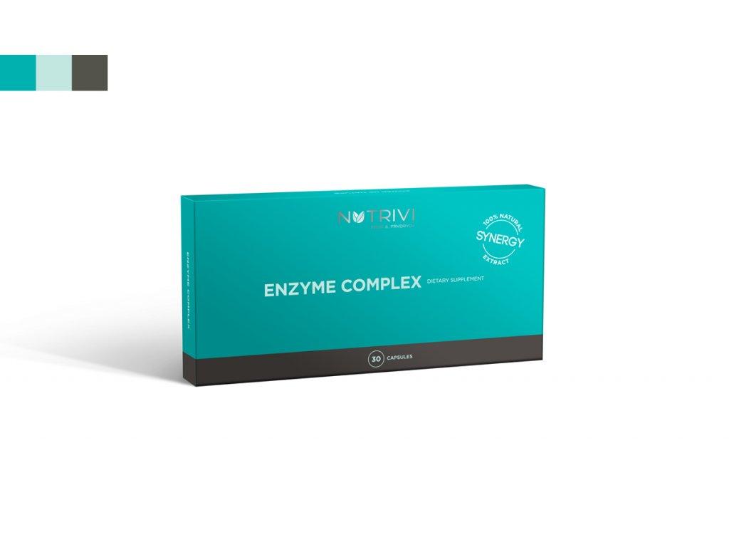 6687 wellu nutrivi enzyme complex 30