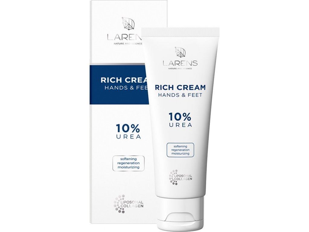 WellU Rich Cream Hands & Feet