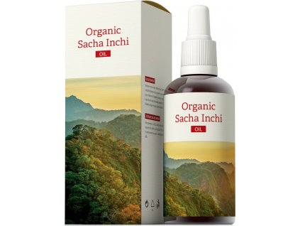 ENERGY Organic Sacha Inchi oil