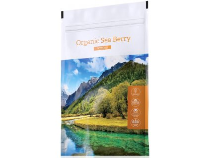 NERGY Organic Sea Berry powder