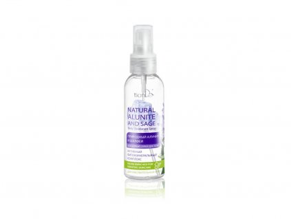 TianDe Tělový deodorant ve spreji Alunit a šalvěj