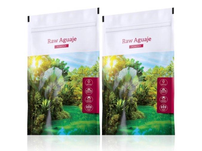 Raw Aguaje powder akční sety