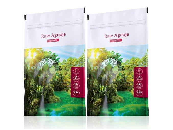 Raw Aguaje powder výhodné sety