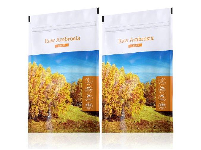 Raw Ambrosia pieces výhodné sety