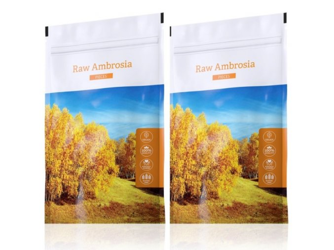 Raw Ambrosia pieces akční sety