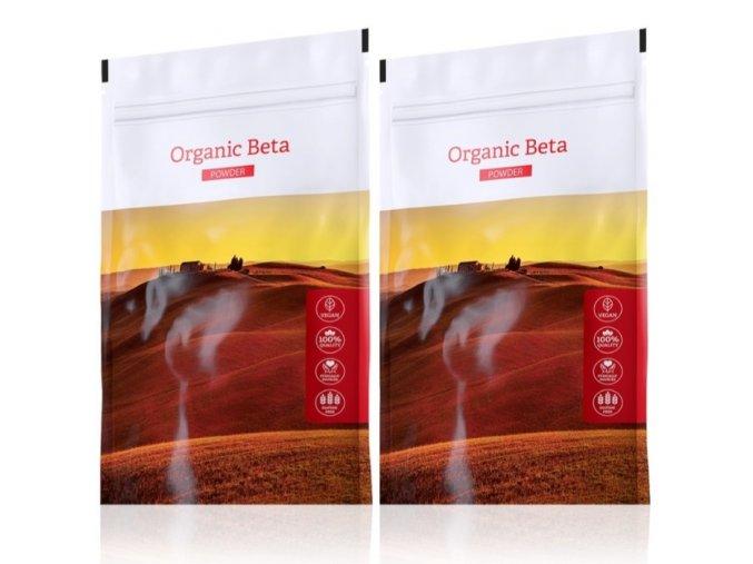 Organic Beta powder akční sety