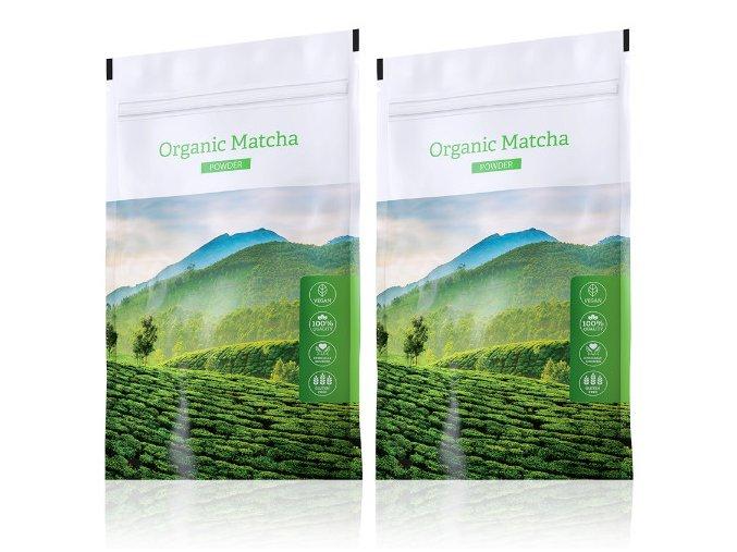 Organic Matcha powder výhodné sety
