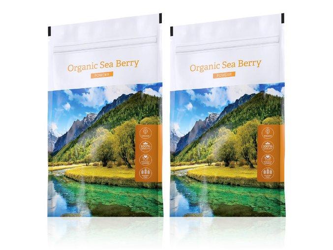 Organic Sea Berry powder výhodné sety