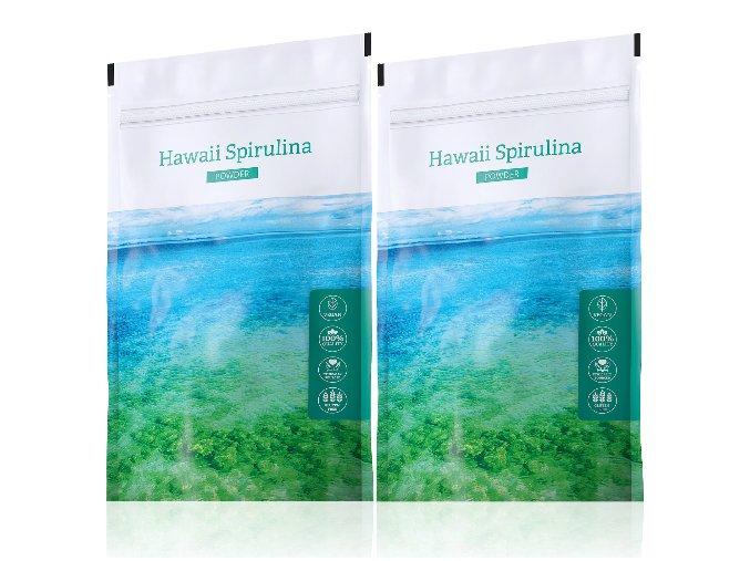 Hawaii Spirulina powder výhodné sety