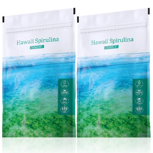 Hawaii Spirulina powder akční sety