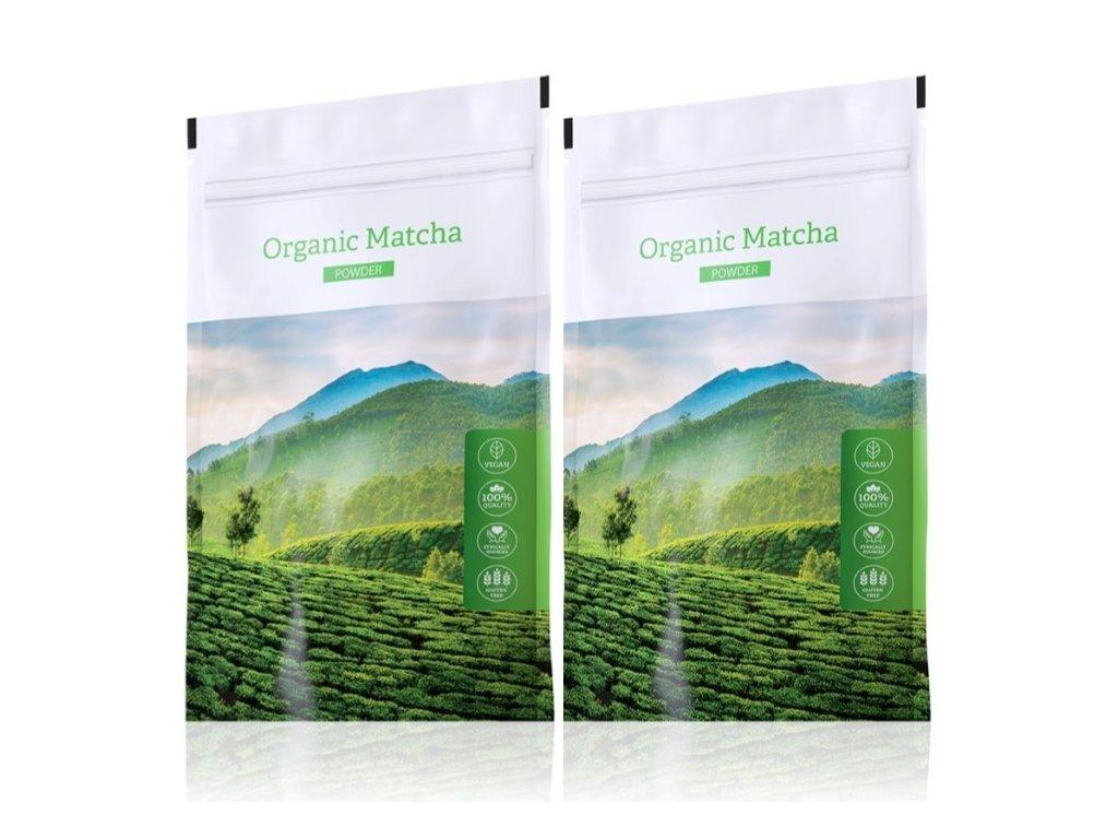 organic matcha powder 2ks