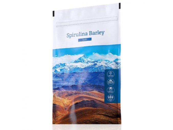 spirulina barley tabs