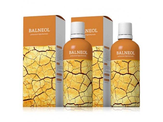 Balneol 2 ks (klubová cena)  Maximálně lze koupit deset akčních setů na jedno registrační číslo.