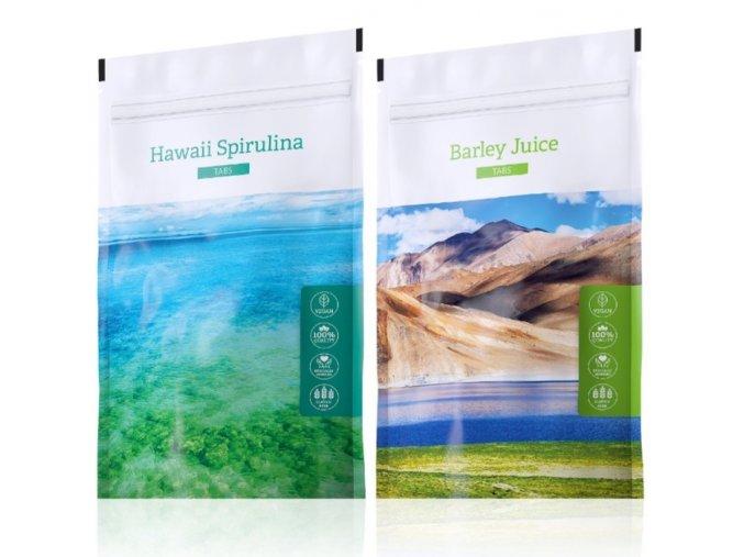 hawaii spirulina tabs barley juice tabs