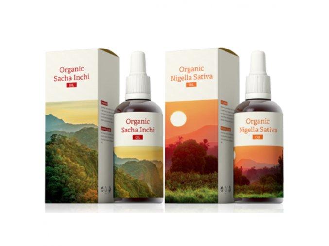 organic sacha inchi organic nigella sativa
