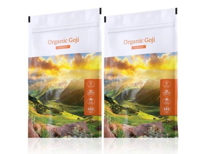 organic goji powder 2ks