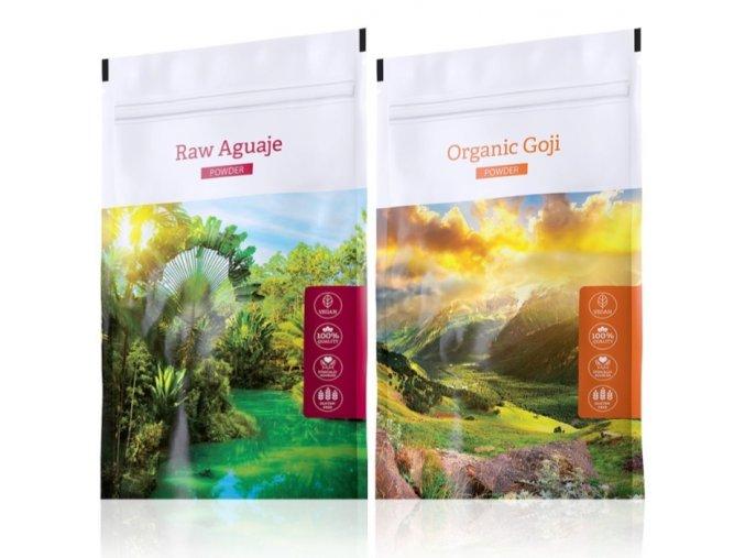 raw aguaje organic goji