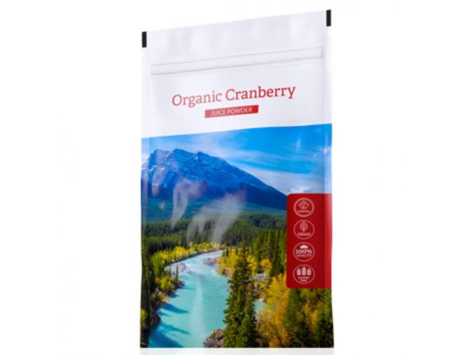organic cranberry juice powder