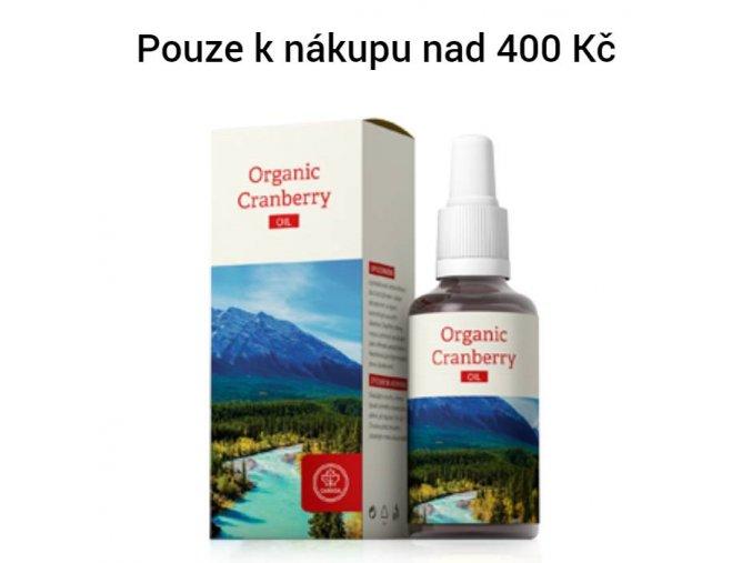 cranberry oil nad 400 kc