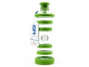 i9 informovana lahev zelena ctvrta cakra