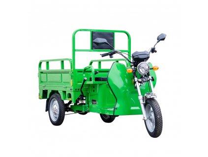 Advento Maxi zelená předobok