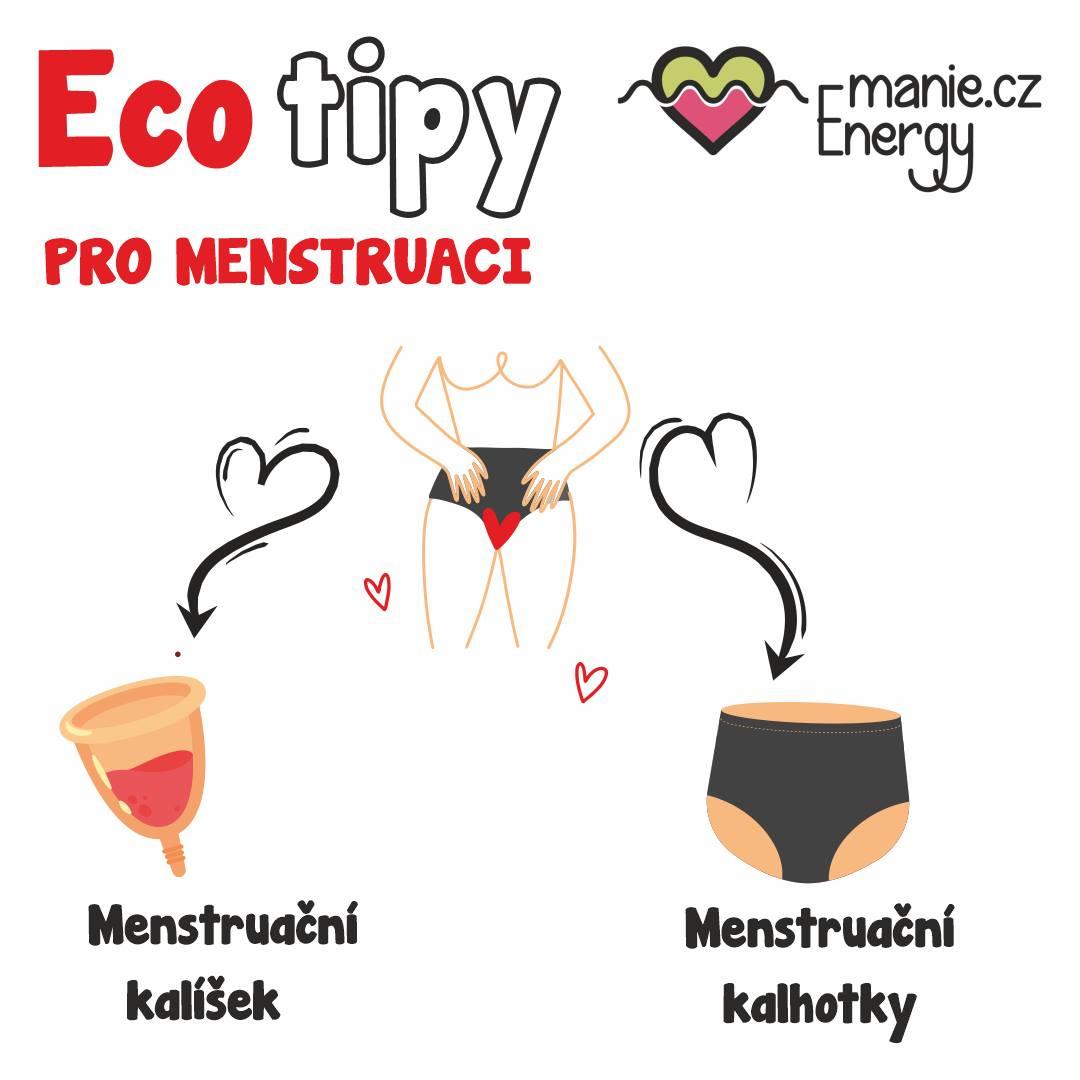 Menstruační kalhotky vs  kalíšky