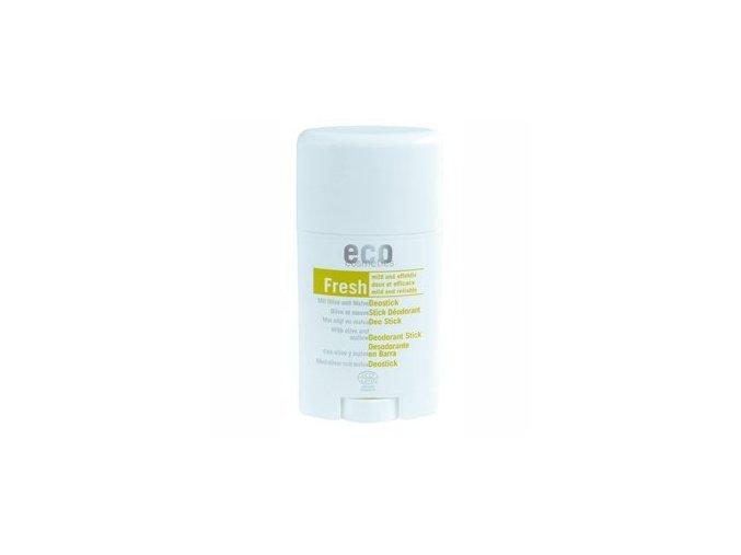 13875 eco cosmetics tuhy deodorant bio 50 ml s olivovym listem a slezem