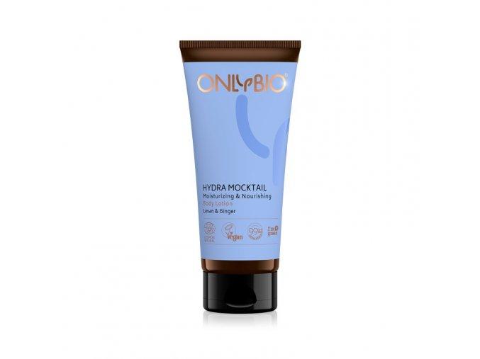 OnlyBio Regenerační a zpevňující tělové mléko (250 ml)