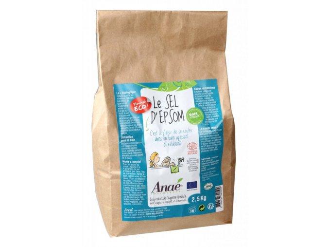 Ecodis Epsomská sůl (pytel 2,5 kg) do koupele