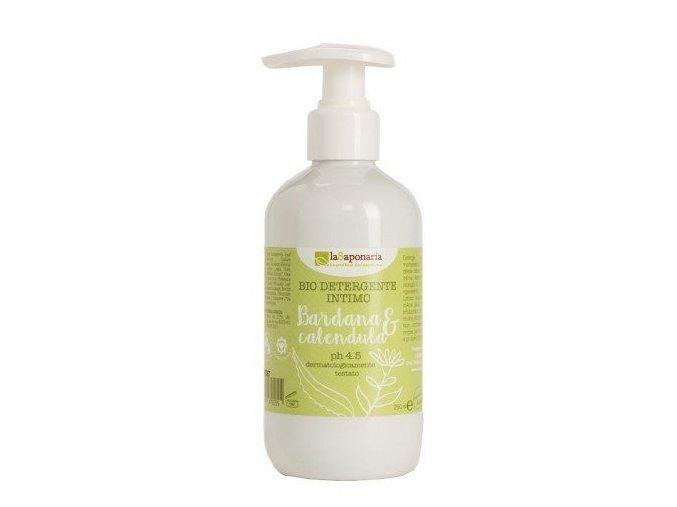 14523 lasaponaria intimni gel bio 250 ml udrzuje prirozene ph 4 5