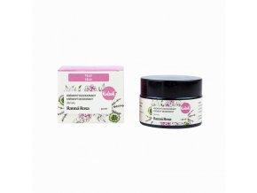 Kvitok Dámský krémový deodorant Ranní rosa (30 ml) - nezanechává ulepený pocit