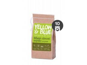 Yellow&Blue Mleté olivové mýdlo na praní (200 g) - i pro nejjemnější prádlo