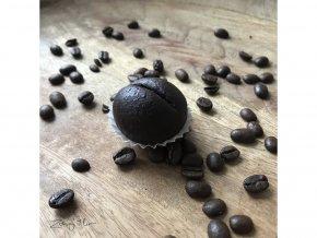 kávová kulička z datlí raw