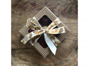 bezlepková bonboniéra z datlí pro zdravé mlsání