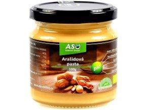 ASO Zdravý život Arašídová Pasta Bio 180 g