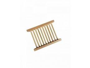 laSaponaria Dřevěná podložka pod mýdlo - z udržitelného dřeva