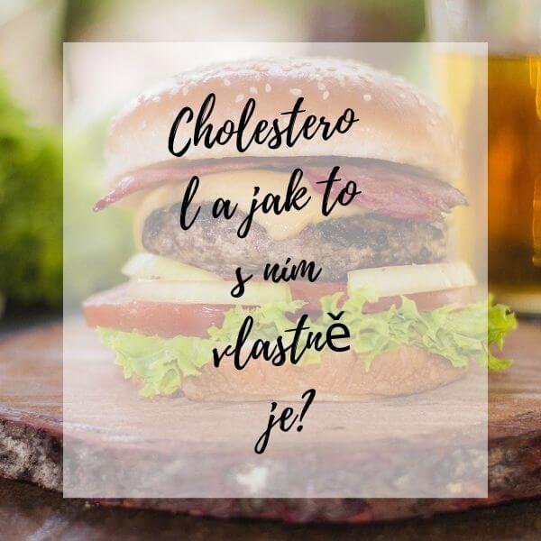 Cholesterol a jak to s ním vlastně je?
